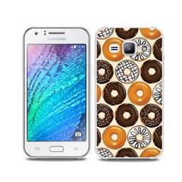 Samsung Galaxy J5 TPU Hoesje DONUT