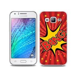 Samsung Galaxy J5 TPU Hoesje BANG