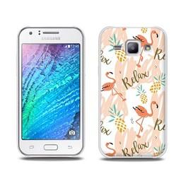 Samsung Galaxy J1 TPU Hoesje RELAX