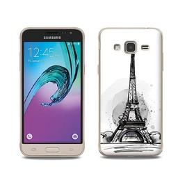 Samsung Galaxy J3 (2016) TPU Hoesje PARIS