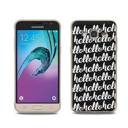 Samsung Galaxy J3 (2016) TPU Hoesje HELLO