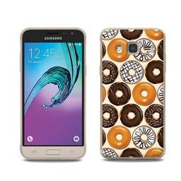 Samsung Galaxy J3 (2016) TPU Hoesje DONUT