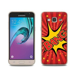 Samsung Galaxy J3 (2016) TPU Hoesje BANG