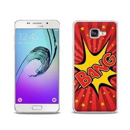 Samsung Galaxy A5 (2016) TPU Hoesje BANG