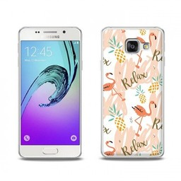Samsung Galaxy A3 (2016) TPU Hoesje RELAX