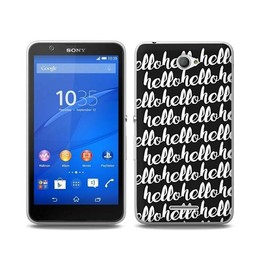 Sony Xperia E4 HELLO