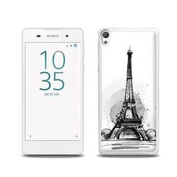 Sony Xperia E5 TPU Hoesje PARIS