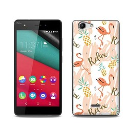 Wiko Pulp 4G TPU hoesje RELAX