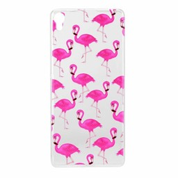 Sony Xperia XA Flamingo's