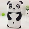 Iphone 5(s) en 5C hoesje Panda Beer
