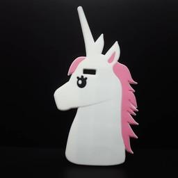 Huawei Ascend P8 Lite Siliconen hoesje Unicorn