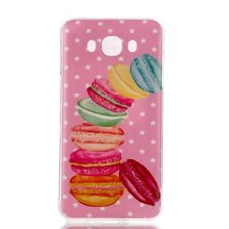 Samsung Galaxy J5 (2016) TPU Hoesje Macarons