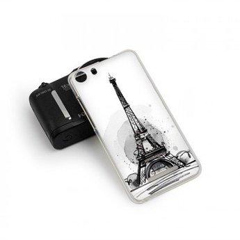 Huawei Ascend P8 Lite TPU hoesje Paris