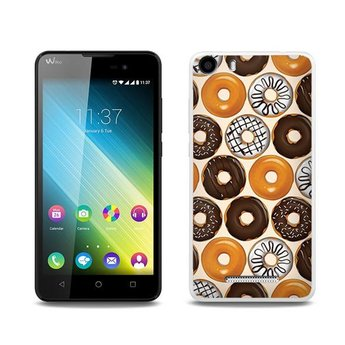 Huawei Ascend P8 Lite TPU hoesje DONUT