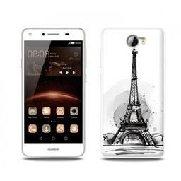 Huawei Y5 II TPU hoesjes PARIS