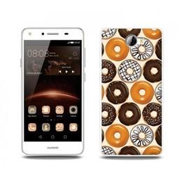 Huawei Y5 II TPU hoesjes DONUT