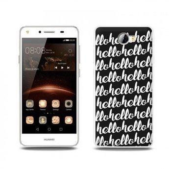 Huawei Y5 II TPU hoesjes HELLO