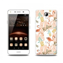 Huawei Y5 II TPU hoesjes RELAX