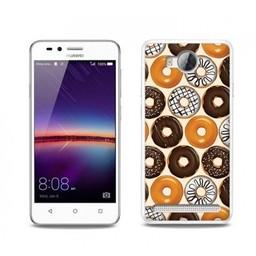 Huawei Y3 II TPU hoesjes DONUT