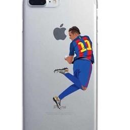 Iphone 6 (4,7 inch) TPU hoesje Neymar