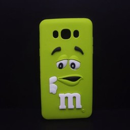 Samsung J1 Ace M&M Groen