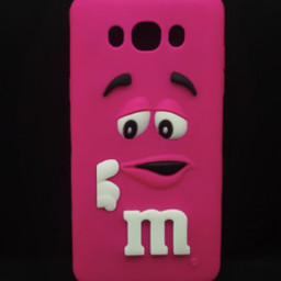 Samsung J1 Ace M&M Roze