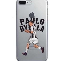 Iphone 6 (4,7 inch) TPU hoesje Paulo Dybala