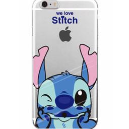Iphone 5c We Love Stitch