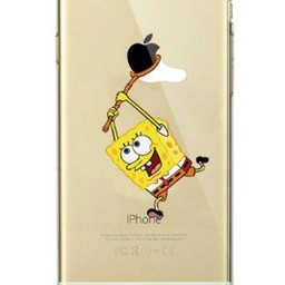 Iphone 5 Spongebob