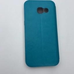 Samsung A5 2017 Flip Case Turquoise