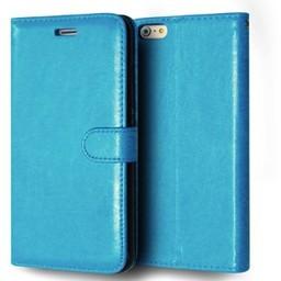Iphone 6 flip case turquoise