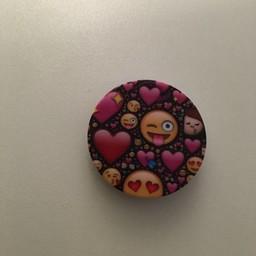 Pop socket Emoji