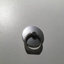 Pop socket Zilver Cirkel