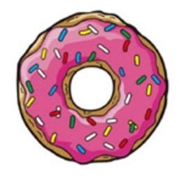 Pop socket Donut