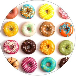 Pop socket Donuts