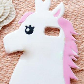 Samsung S7 Unicorn hoesje siliconen soft case