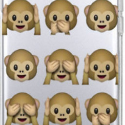 Samsung S7 Emoji Smiley Monkey Aapje