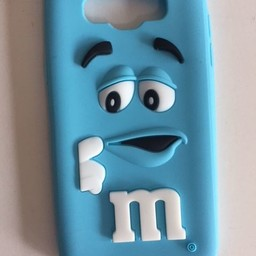 Samsung Galaxy J5 (2016) M&M Blauw