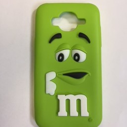 Samsung Galaxy J5 (2016) M&M Groen