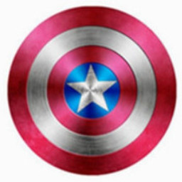 Pop socket Captian America Shield