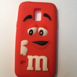 Samsung Galaxy S5 mini  M&M Rood