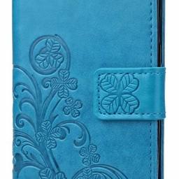 Samsung Galaxy A5 2017 Licht Blauw Wallet
