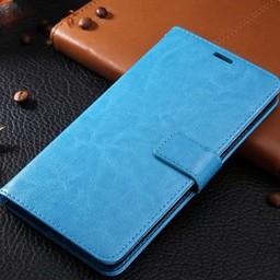 Samsung Galaxy J3 2017 Licht Blauw Wallet