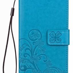 Samsung Galaxy J7 2017 Blauw Wallet