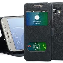 Samsung Galaxy A5 2017 Zwart Wallet