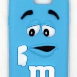 Samsung A5 2017 M&M Blauw