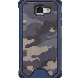 Samsung Galaxy S4  Army Camouflage Grijs
