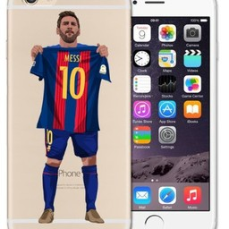 iPhone 5/ 5C/ SE Messi
