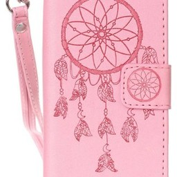 Iphone 8 Wallet  Leer rose