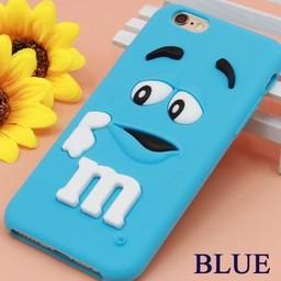 iphone X - M&M Blauw